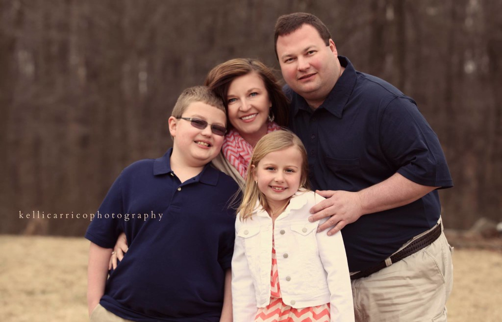 Dr. Jeff Jarrell and Family